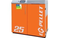 Automatický peletový kotel EG - PELLET