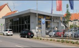 Pro nový nebo ojetý automobil VW zavítejte do autosalonu Intermobil ve Znojmě