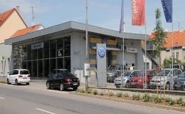 Autorizovaný autoservis a pneuservis VW Znojmo