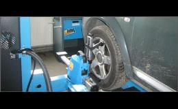 Autoservis - pneuservis