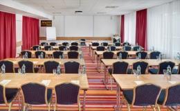 Konference kongresy a semináře v hotelu v centru Brna