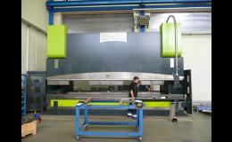 Výroba a montáž filtračních a tlumících jednotek