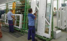 Výroba dřevěných a plastových oken