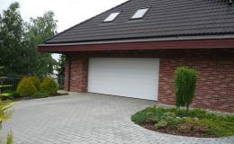 Realizace garážových vrat