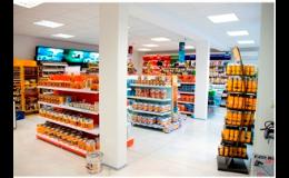 Maloobchod, prodej barev a laků, malířských a natěračských potřeb