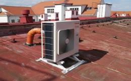 Klimatizace, klimatizační systémy a vzduchotechnika Znojmo