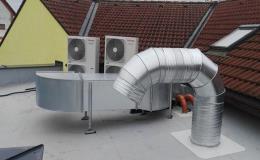 Servis, opravy klimatizací a vzduchotechniky Znojmo