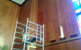 úklidové práce interiérů i exteriérů