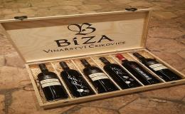 Výroba a prodej přívlastkových, speciálních a archivních vín