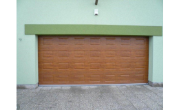 garážová vrata - lamela Base