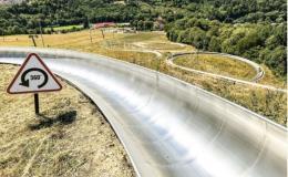 Bobovka Hlubočky - jediná opravdová bobová dráha na Moravě
