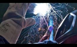 Svařovací elektrody