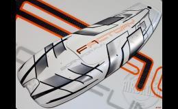 Designové malování na Jet surf Brno