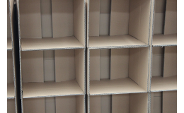 Obaly z lepenky - krabice, proložky Litoměřice