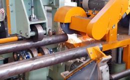 Dodávky průmyslové automatizace v oblasti hutnictví, strojírenství a energetiky