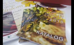 Grafické práce a reklama - brožury, letáky, tiskoviny, katalogy, svatební oznámení, přání, vizitky