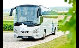 Autobusový dopravce - přeprava žáků, studentů, orchestrů, sportovních skupin v ČR i do zahraničí