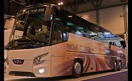 Pronájem autobusů Brno