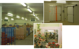 Výroba a dodávky chladicích a mrazicích boxů