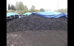 Černé uhlí Hlinsko