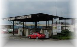 levné PHM na čerpací stanici Fryšták