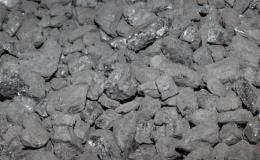 Kvalitní černé uhlí kostka