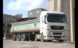 Dodávka doprovodných surovin