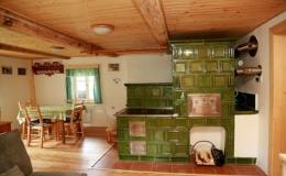 Vychutnejte si pobyt ve vybavené chalupě v soukromí v Orlických horách