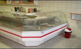 Chlazení a chladící zařízení prodej, servis