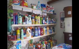 čisticí prostředky - prodej, e-shop