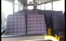 Čištění interiérů autobusů - Uherské Hradiště