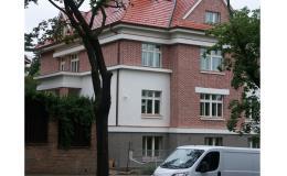 Čištění fasády Praha
