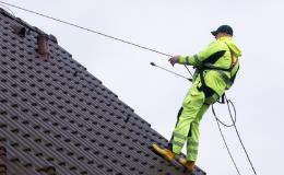 Chemické čištění střech