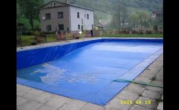 Bazény kryty a vložky