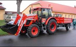 Jan Kuchař - Velim Prodej a servis traktorů ZETOR Velim