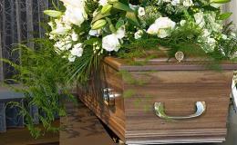 Profesionální zajištění pohřbu