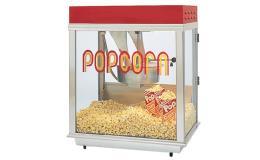 Prodej a servis strojů na popcorn