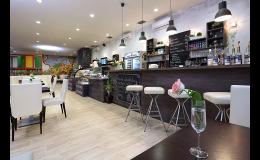 Cukrárna a kavárna s poctivými zákusky Olomouc