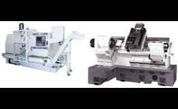 Horizontální CNC soustruhy