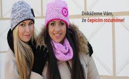 E-shop pletené čepice, rukavice, šály pro děti i dospělé