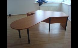 Montáž regálových systémů a kancelářského nábytku