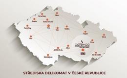 Střediska DELIKOMAT 2020