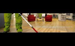 renovace, impregnace podlah