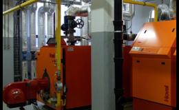 Dodávky energetických zařízení
