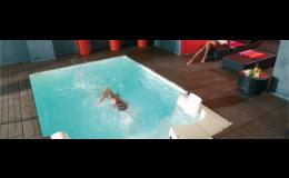 Interiérové bazény