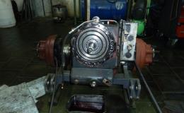 Přestavby motorů a technické prohlídky