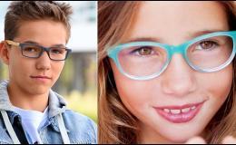 Prodej dětských brýlí