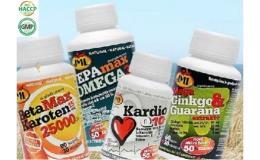 vitamíny pro Vaše zdraví