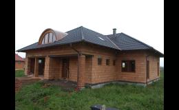 Kompletní dodávka střechy