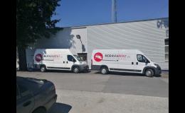 Velký výběr dodávkových vozů - spolehlivá autopůjčovna